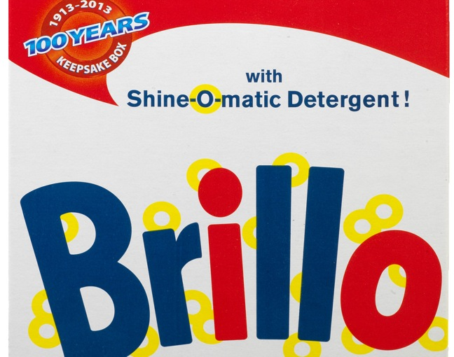 2013 Marks 100th Anniversary For Brillo