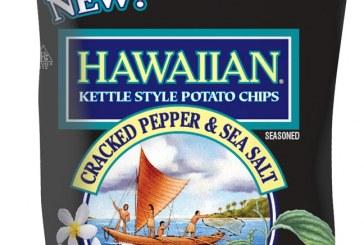 Hawaiian Kettle Style Potato Chips Introduces New Flavor