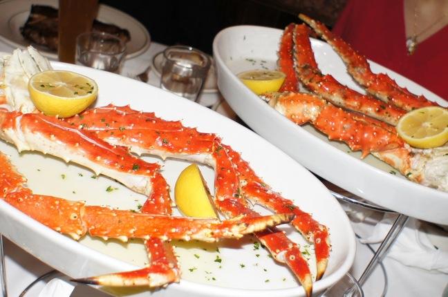 Hy-Vee seafood