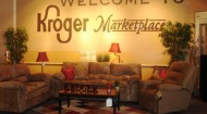 Kroger Marketplace entrance