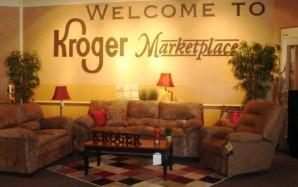 Kroger Marketplace entrance