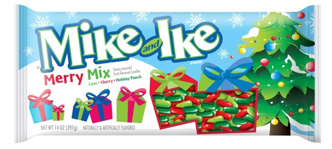 Mike And Ike Introduces Merry Mix