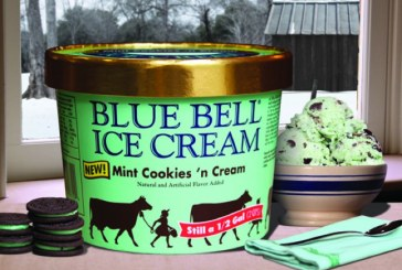Blue Bell Kicks Off New Year With New Flavor