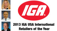 IGA 2013 retailers