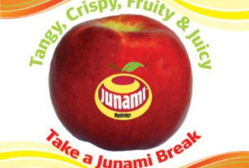 Junami Apples Now Available In Select U.S. Markets