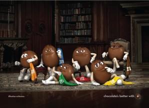 M&M's new marketing campaign