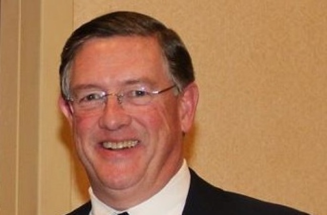 NGA's Peter J. Larkin