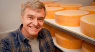 Cheesemaker Sid Cook