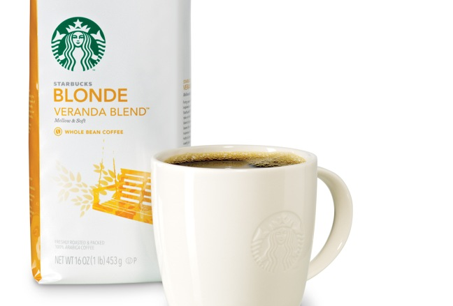 Starbucks Gains Share In Nearly $1B Light Roast Coffee Segment