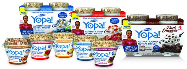 YoCrunch Introduces 'Yopa!' Authentic Greek Yogurt