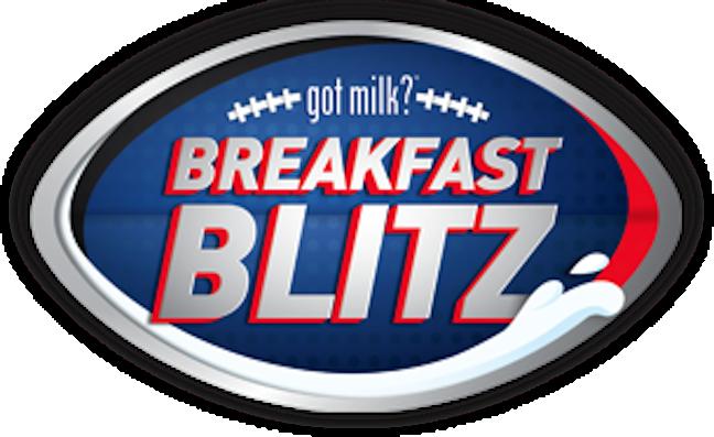 got milk? Breakfast Blitz