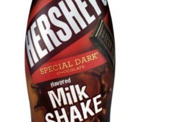 Hershey's Milk & Milkshakes Expands Product Line
