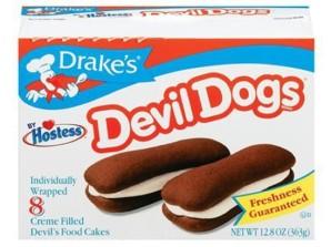 Hostess, Drake's Devil Dogs