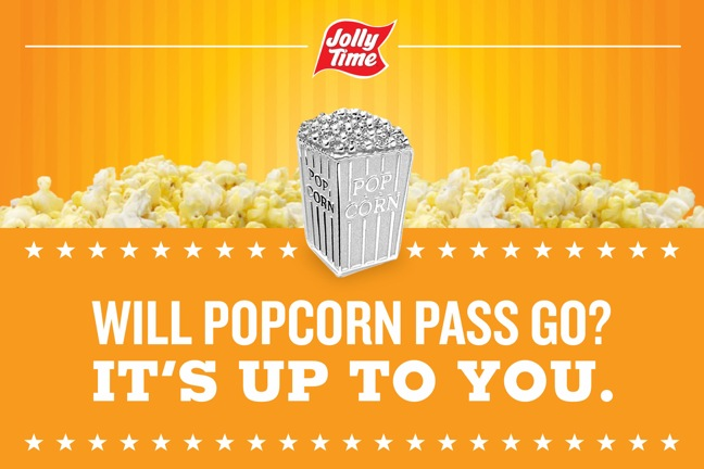 Jolly Time Pop Corn Petitions Hasbro To Consider Popcorn Monopoly