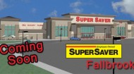 Super Saver in Lincoln, Neb., Fallbrook