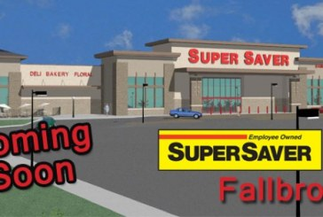 Super Saver Store At Lincoln's Fallbrook MarketPlace Opening Next Week