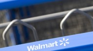 Walmart shoppping cart