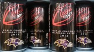 Coke Zero-Baltimore Ravens can