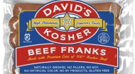 David's Kosher Beef Franks