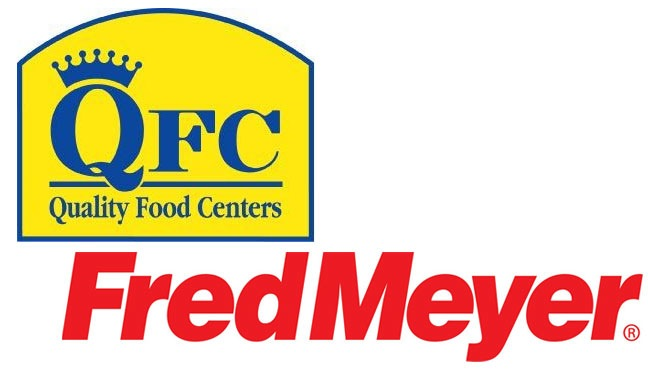 Fred Meyer and QFC logos