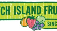 Stretch Island Fruit Co. Logo.