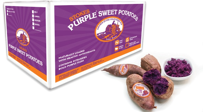 Stokes Purple Sweet Potato Box