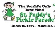 Best Maid Products Pickle Parade art