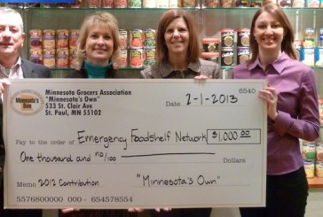 Faribault Wins 'Minnesota's Own' Silver Plate Award