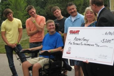 Giant And Martin's Achieve Record-Breaking Donations In 2012