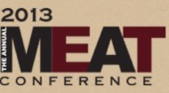 2013 Meat Conference logo