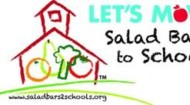Let's Move Salad Bars to Schools logo