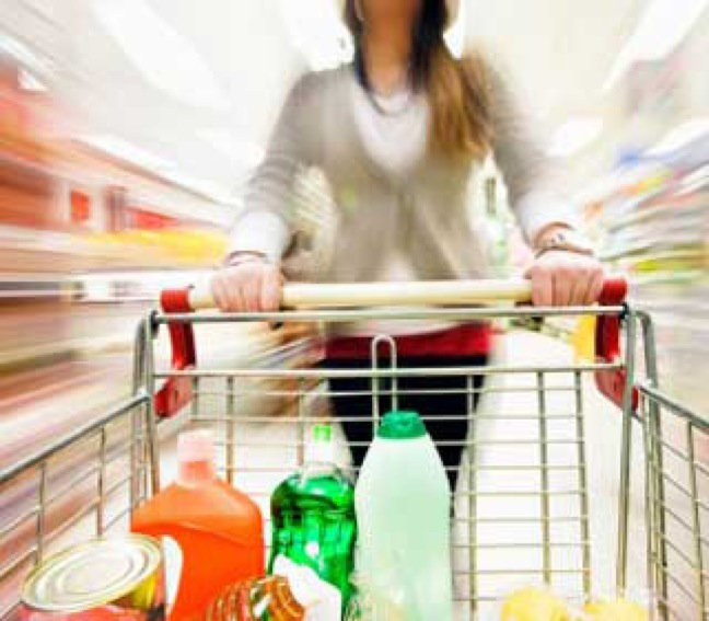 Customer Satisfaction Up At Supermarkets