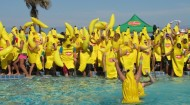 Del Monte Banana Pool Party