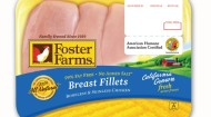FOSTER FARMS AMERICAN HUMANE CERTIFIED PACKAGE