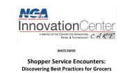 NGA Innovation Center CART white paper