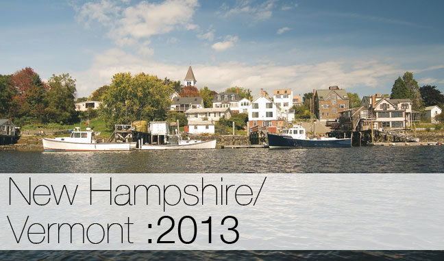 New Hampshire And Vermont 2013 Market Profile