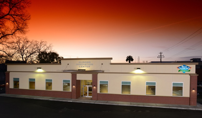 Blue Diamond's Almond Innovation Center