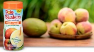 Dole Peach Mango Smoothie Shaker