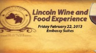 Lincoln Wine and Food Experience art