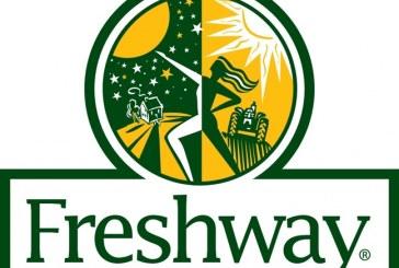 Freshway Foods Receives Cornerstone Partner Award