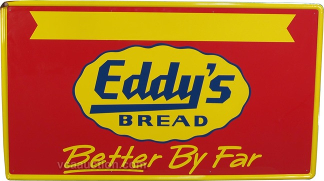Eddy's bread brand by Hostess
