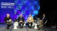Panel at IHA show in Chicago
