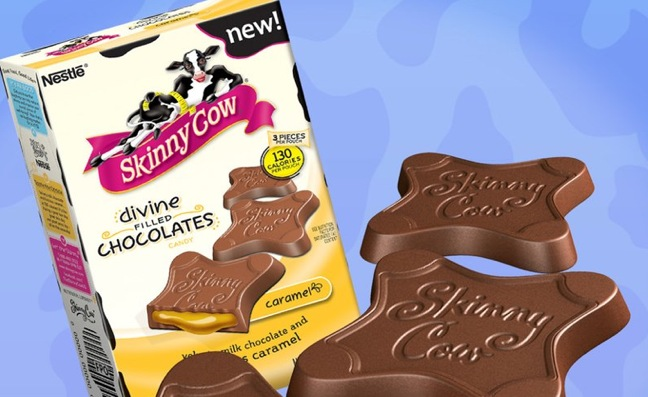 Skinny Cow Introduces Divine Filled Chocolates