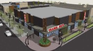 Trader Joe's rendering for Boise