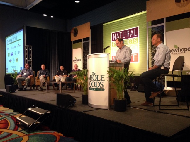 Whole Foods makes non-GMO announcement at Expo West 2013