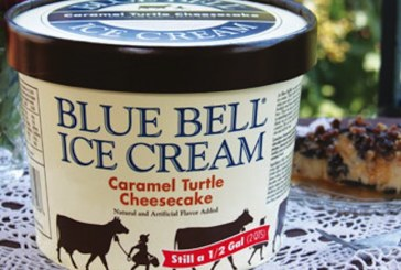Blue Bell Brings Contest Winner Caramel Turtle Cheesecake To Freezer