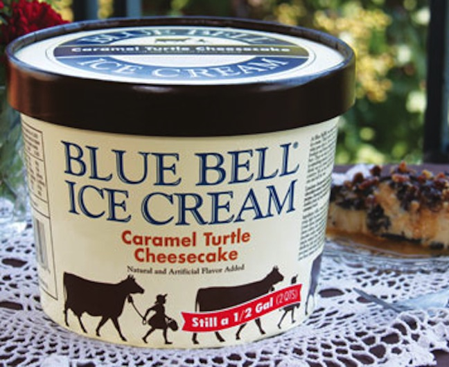 Wedding Cake Blue Bell Ice Cream Available