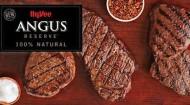 Hy-Vee Angus Reserve brand
