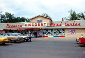 Reasor's original store.