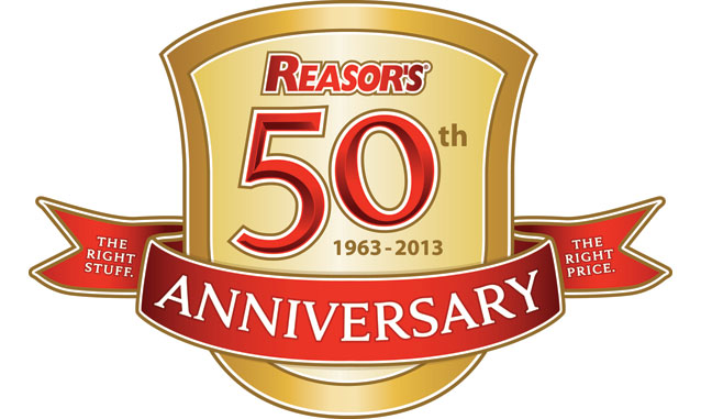 Reasor's 50th Anniversary